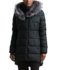 Women's Dealio Faux-Fur-Trim Hooded Parka Coat