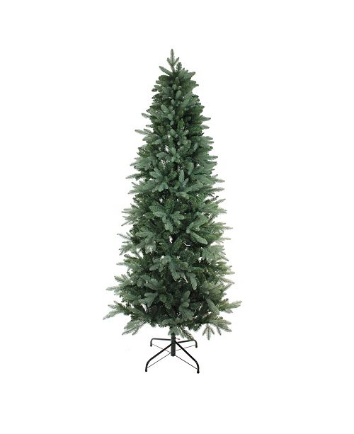 Northlight 7.5' Washington Frasier Fir Slim Artificial Christmas Tree - Unlit
