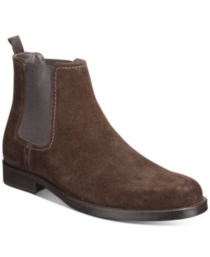 Bruno Magli Boots MEN'S FONZIE CHELSEA BOOTS MEN'S SHOES