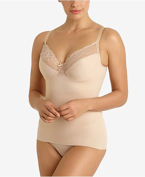 Miraclesuit Women's Extra Firm Shape Away Lace Cami 2843
