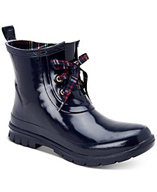 Traynor Rain Booties, Created For Macy's