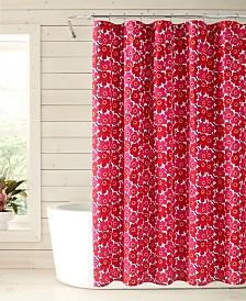 Marimekko Mini Unikko Shower Curtain