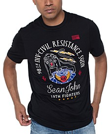 Men's Civil Resistance Graphic T-Shirt