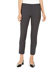 Petite Slim-Leg Dress Pants