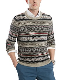 Men's Flynn Fair Isle Sweater