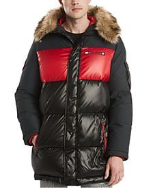 Men's Snorkel Puffer Jacket