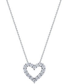 Heart Necklace: Shop Heart Necklace - Macy's
