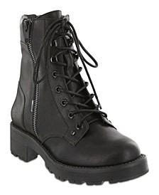 Dean Combat Boots