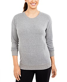 Crewneck Nursing Top