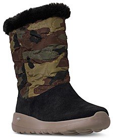 Women's On The Go Joy Incognito Winter Boots from Finish Line