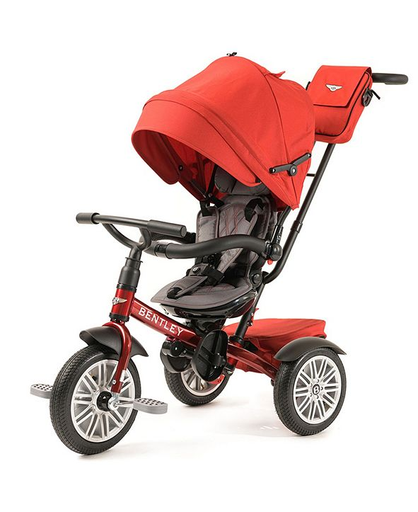 Posh Baby and Kids Out Peak Bentley Trike 6 in 1 Convertible Stroller Trike