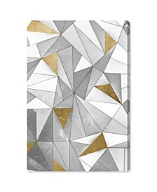 Triangular Wall Canvas Art Collection