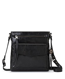 Ventura Flap Leather Crossbody