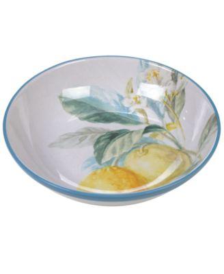 Citron Serving Bowl