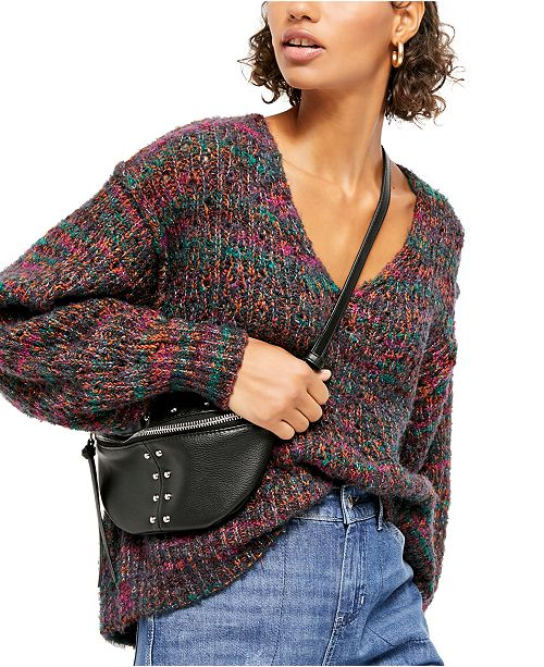 Free People Highland V Sweater