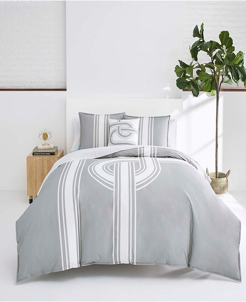 Jonathan Adler Now House by Philippe Twin Comforter Set