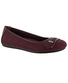 Angie Ballet Flats