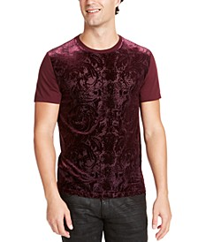 INC Men's Swirl Pattern Shirt, Created For Macy's