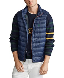 Men's Big & Tall Lightweight Packable Down Vest