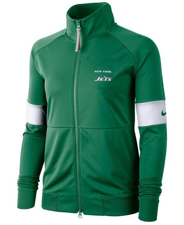 Nike Women's New York Jets Historic Jacket