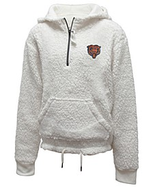 Big Girls Chicago Bears Sherpa Pullover