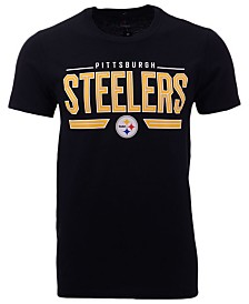 Majestic Men's Pittsburgh Steelers On to the Win T-Shirt