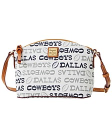 Dallas Cowboys Doodle Suki Crossbody