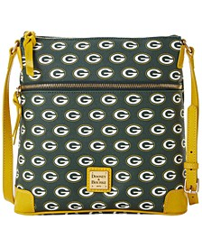 Green Bay Packers Saffiano Large Crossbody