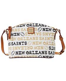New Orleans Saints Doodle Suki Crossbody
