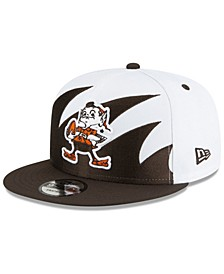 Cleveland Browns Vintage Sharktooth 9FIFTY Cap