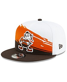 New Era Cleveland Browns Vintage Paintbrush 9FIFTY Cap