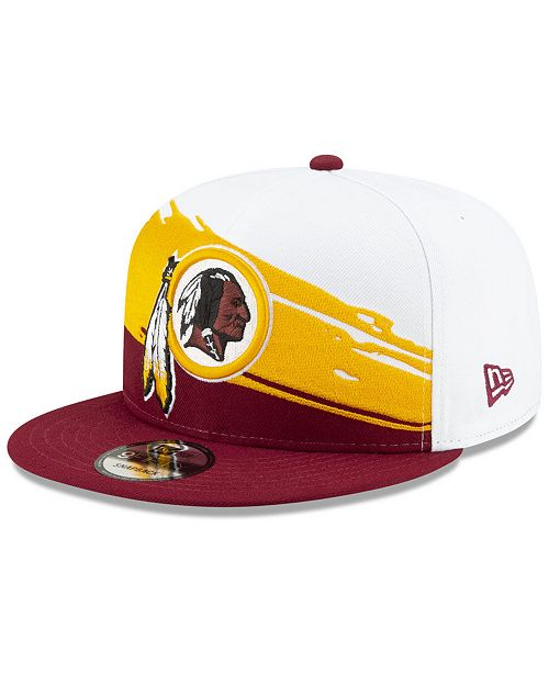 New Era Washington Redskins Vintage Paintbrush 9FIFTY Cap