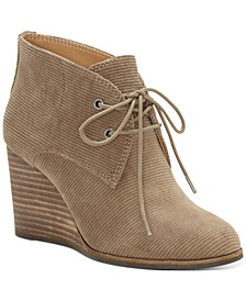 Women's Shiijo Wedge Booties