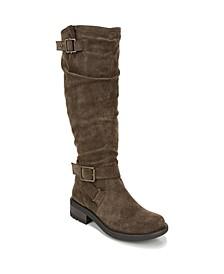 Sabina Wide Calf Boots