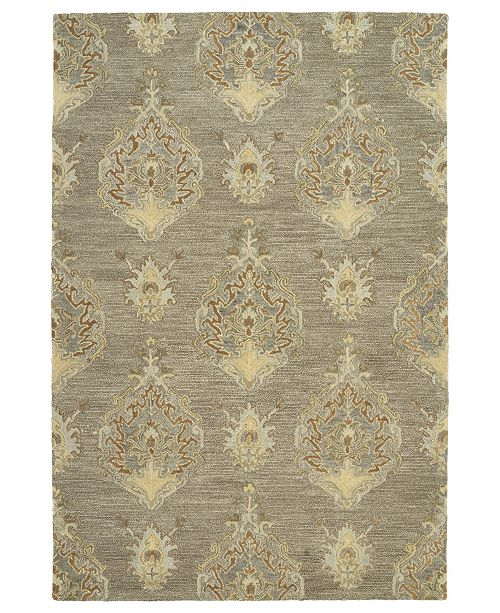 Kaleen Brooklyn Taupe Area Rug Collection