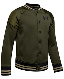 Big Boys Fleece Bomber Jacket