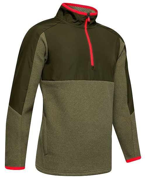 Under Armour Big Boys ColdGear® 1/2-Zip Top