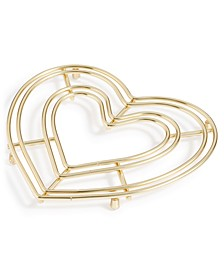 Heart Wire Trivet, Created For Macy's