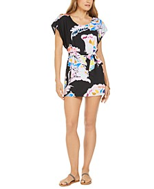 Seychelles Printed Cover-Up Tunic