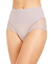 Women's  Undie-tectable Lace Hi-Hipster Panty SP0515
