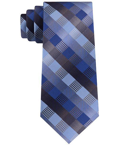 Van Heusen Men's Bruck Plaid Tie