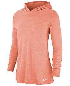 Women's Dry Legend Hooded Top