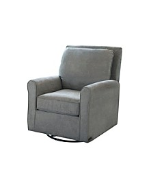 Templen Gliding Accent Chair, Quick Ship
