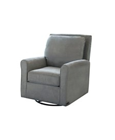 Templen Gliding Accent Chair, Quick Ship