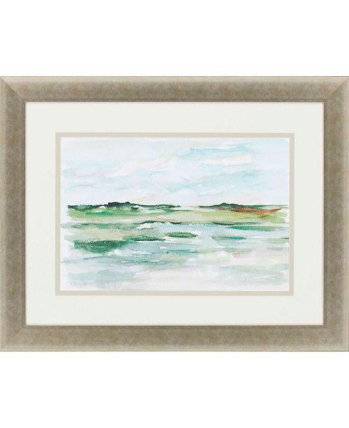 "Paragon Impressionist View III Framed Wall Art, 28"" x 36"""