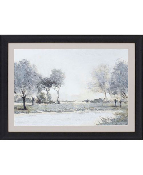 "Paragon By the Pond I Framed Wall Art, 33"" x 45"""