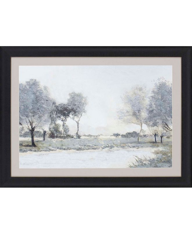 """Paragon By the Pond I Framed Wall Art, 33"""" x 45"""""""