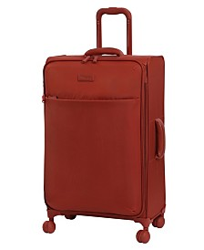 "IT Luggage 28"" Lustrous Medium Checked Bag"