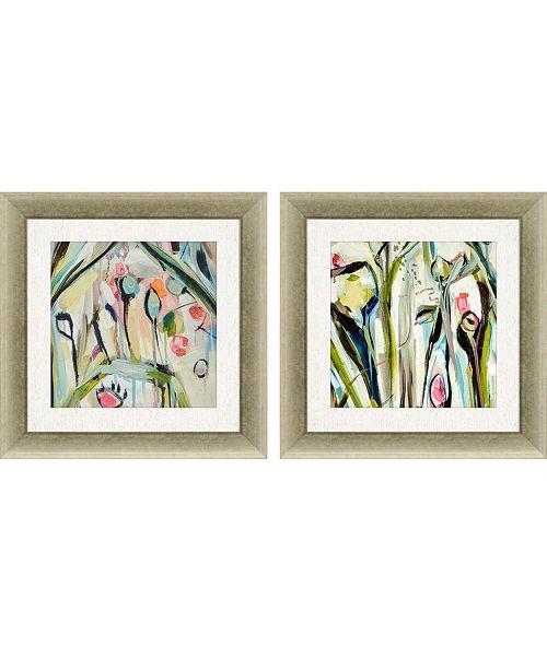 "Paragon Stella I Framed Wall Art Set of 2, 26"" x 26"""