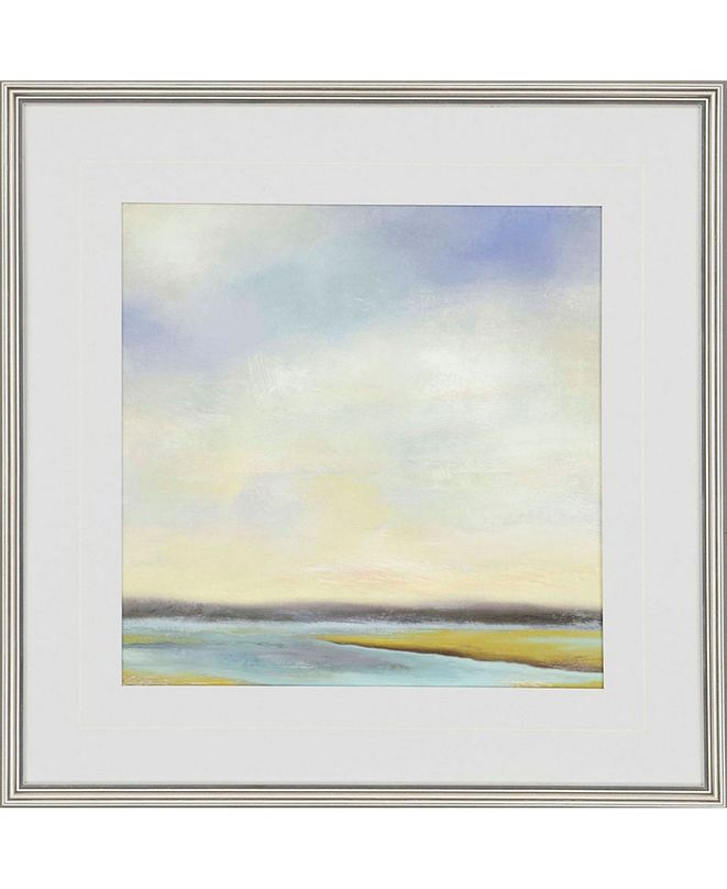 "Paragon Tranquility III Framed Wall Art, 27"" x 27"""